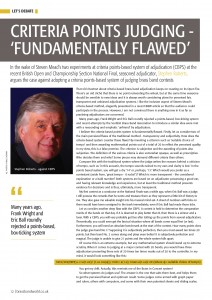 Stephen Roberts – 'Fundamentally Flawed'